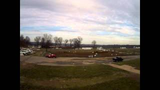 Food, Agricultural, and Biological Engineering Building Deconstruction Time Lapse