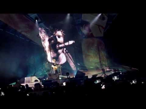 Ed Sheeran LIVE IN TURIN 17-03-17