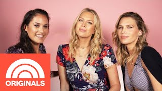 Erin And Sara Foster Talk New Bumble Role, Online Dating And 'Caspering' | Donna Off-Air | TODAY