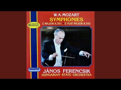 Symphony No. 39 in E Flat Major, K. 543: IV. Finale. Allegro
