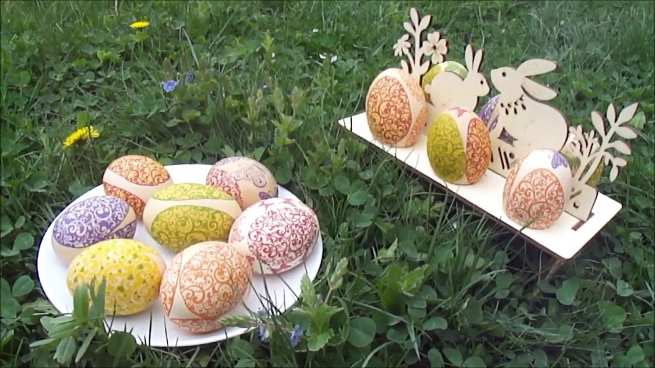 Необычные и оригинальные яйца на Пасху! Декор пасхальных ...