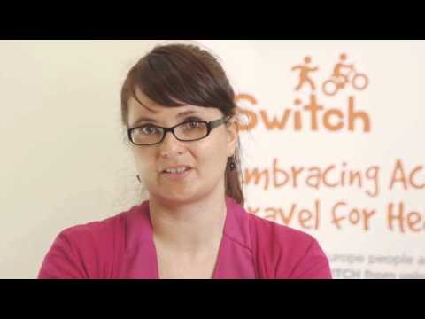 SWITCH - Interview with Janet Djomba (NIPH Slovenia)