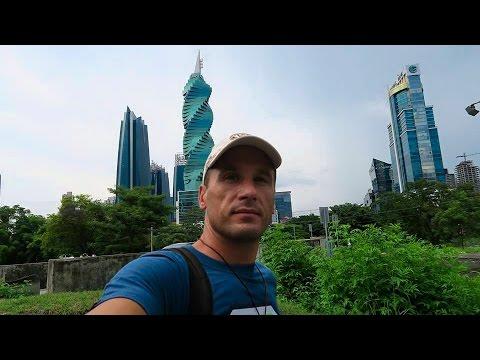 🏢 Nach über 3 Monaten hier... unser letzter Tag in Panama, Panama City - Weltreise mit 4 Kindern