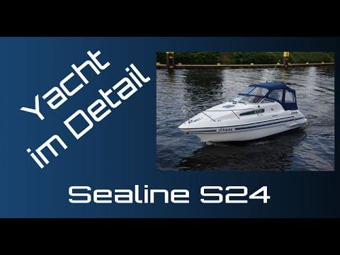 Sealine S24 Präsentation