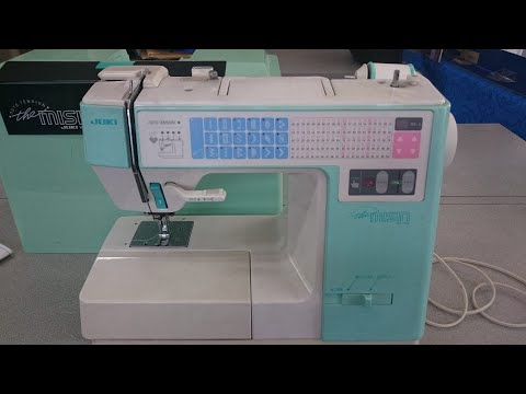 Download Juki Misin sewing machine made in japan