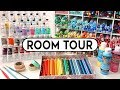 ART ROOM TOUR 2019