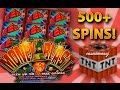 Money Blast Slot - 500+ FREE SPINS! - BIG WIN! - Slot Machine Bonus