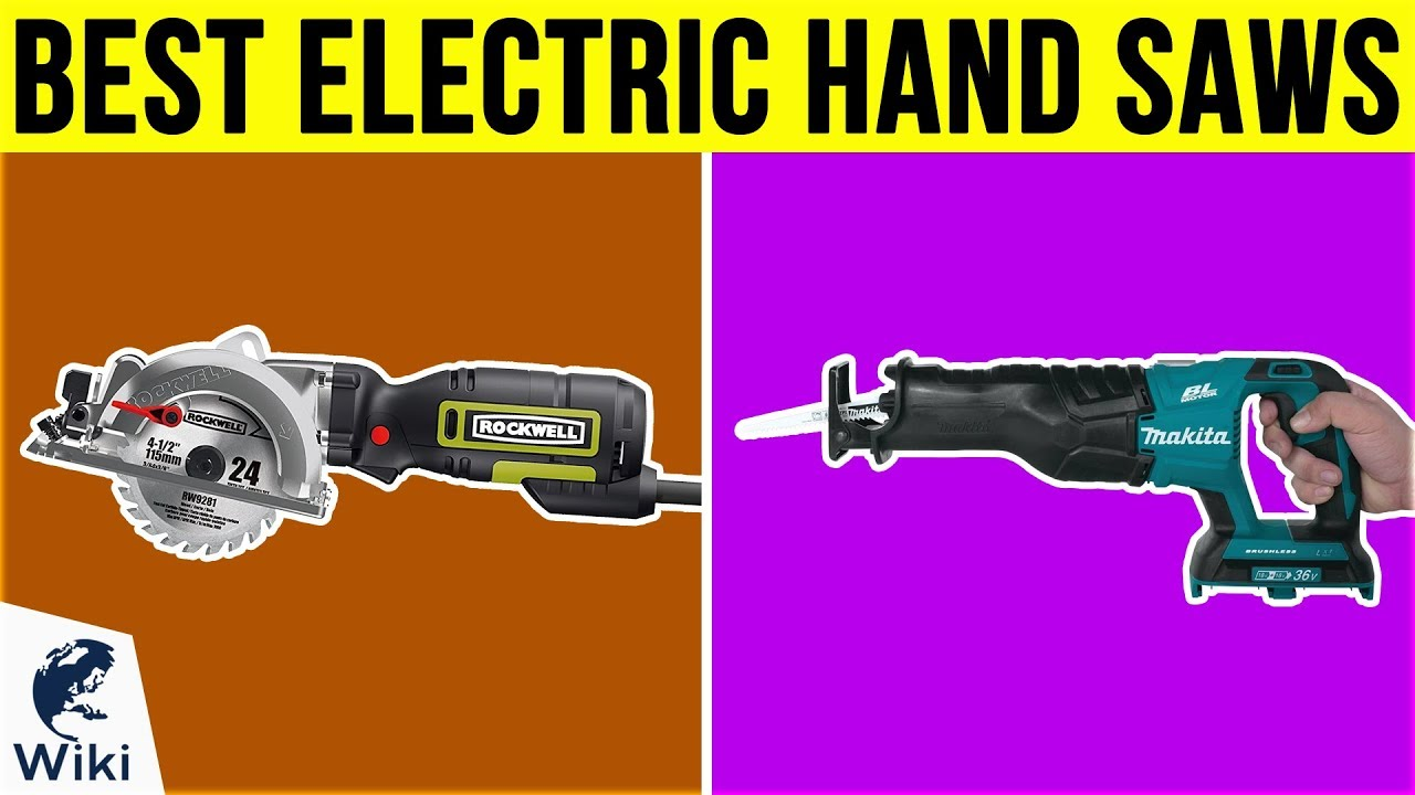 Top 10 Electric Hand Saws of 2019 | Video Review