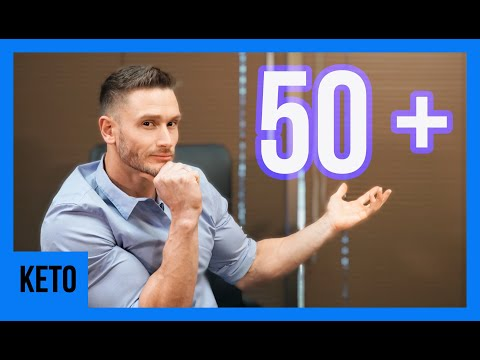 Keto Over Age 50 - Instructional Guide