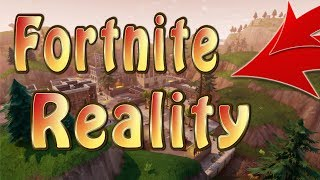 Fortnite Reality (Xbox) - Tilted Towers Sweet Squad Gameplay (fr) Tempête survivante