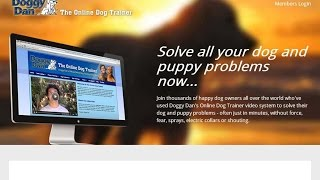 Welcome To The Online Dog Trainer | Tips, Tricks And Secrets To Master Dog Training