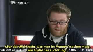 DRANG NACH OSTEN (mit deutschen Untertitel)