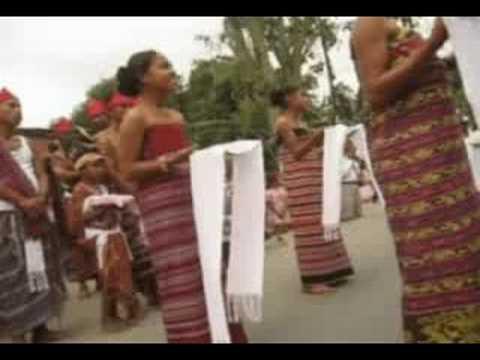 East Timor religious festival