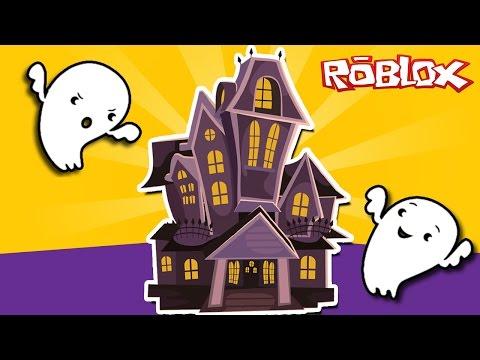 A MELHOR MANSÃO MAL ASSOMBRADA! – Roblox (Haunted House Tycoon)