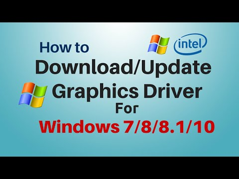 How To Update/Download Your Graphics Driver In Windows 7/8.1/10 Free Updated 2015