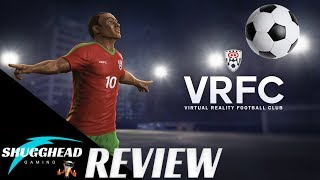 VRFC -  PSVR Review: 5v5 SOCCER In VR!!! | PS4 Pro Gameplay Footage