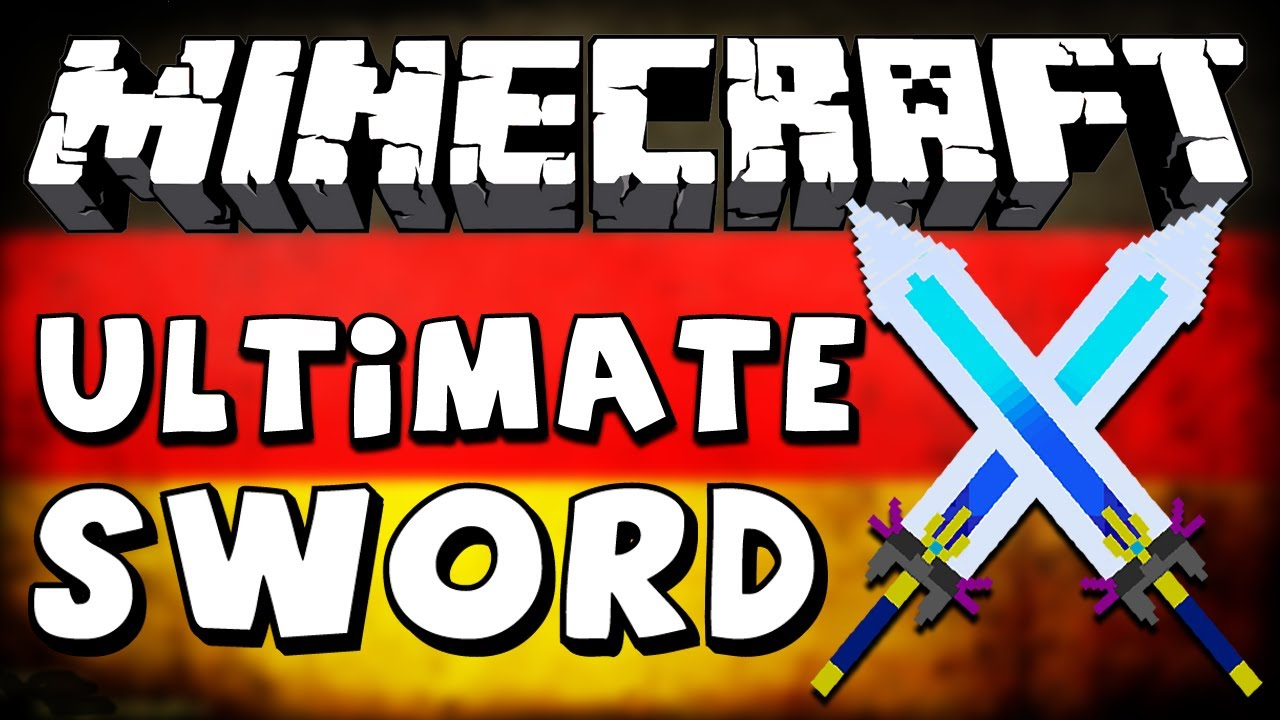 Minecraft ULTIMATE WEAPON SWORD! - YouTube