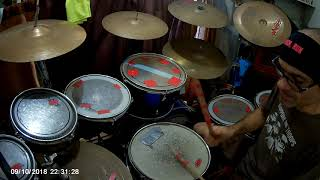 Daughtry Waiting For Superman DRUM COVER
