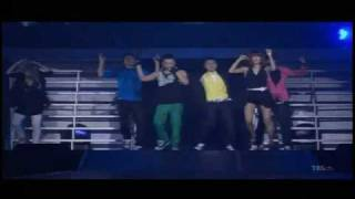Big Bang [Stand Up Concert] - Intro + Number 1