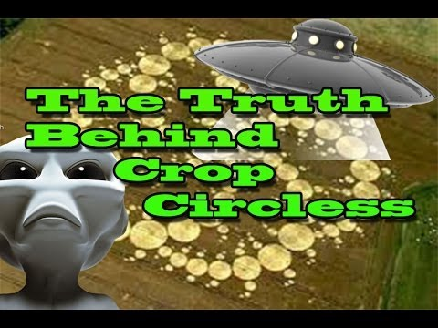 Conspiracy Theory | The Truth Behind Crop Circles