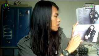 Unboxing/Review Expressions album - Sarah Geronimo