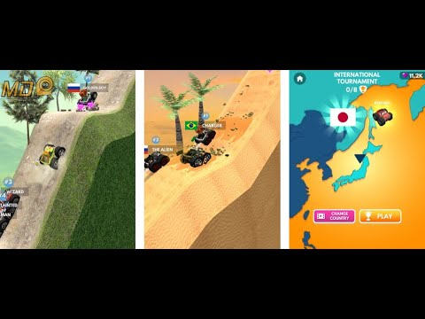 Rock Crawling - Gameplay IOS & Android