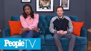 Joe Mazzello Got A Compliment From His Character's Real-Life Inspiration Anthony Hopkins | PeopleTV