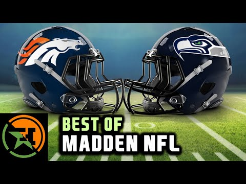 The Very Best of Madden NFL | AH | Achievement Hunter