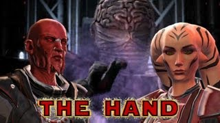 Legacy Sith Warrior Story - Hand of the Sith Emperor and his Wrath - Chapter 3 | SWTOR