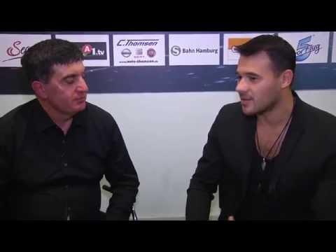 видео: Эмин: Приятно знать, что есть поклонники и в Таджикистане