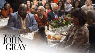 John and Aventer Get Emotional at Their Going-Away Party | Book of John Gray | Oprah Winfrey Network