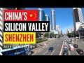 WORLD'S LARGEST MEGALOPOLIS !!!!! Shenzhen China– A Few Years Ago A Rural Fishing Village Wow!!