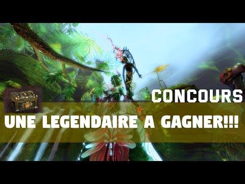 Guild Wars 2 : Gagnez une arme légendaire!!! thumbnail