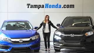Tampa Honda January 2016 Specials