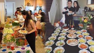 Lam Trường tổ chức tiệc đầy tháng cho