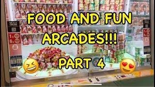 FOOD AND FUN ARCADES PART 4 thumbnail