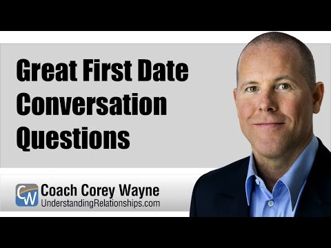 Good topics to talk about with a girl on a first date
