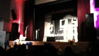 SkiTT ft Corina Festivalul Liceenilor 9 aprilie 2011.