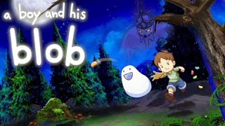 A Boy and His Blob - iOS | Android Gameplay Video