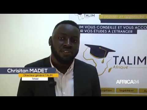 MON ENTREPRISE, Tchad : MADET CRISTIAN AKOT, DG de l'entreprise TALIM