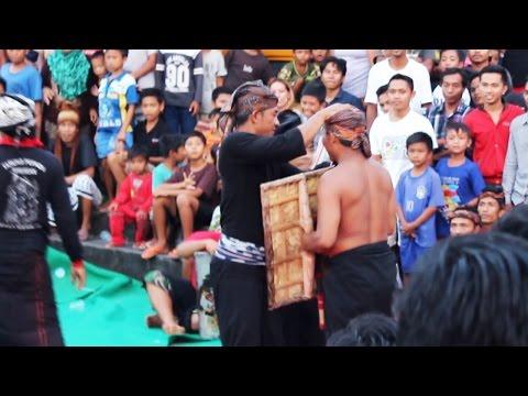 Video Peresean Lombok Paling Baru Di Narmada__SERU sampai Bocor__2017