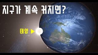 지구의 질량이 커지면 태양계에 일어나게 될 일  [#유니버스 샌드박스2 #블랙홀]