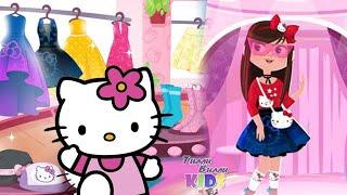 Звезда моды Hello Kitty #Hello Kitty Fashion Star