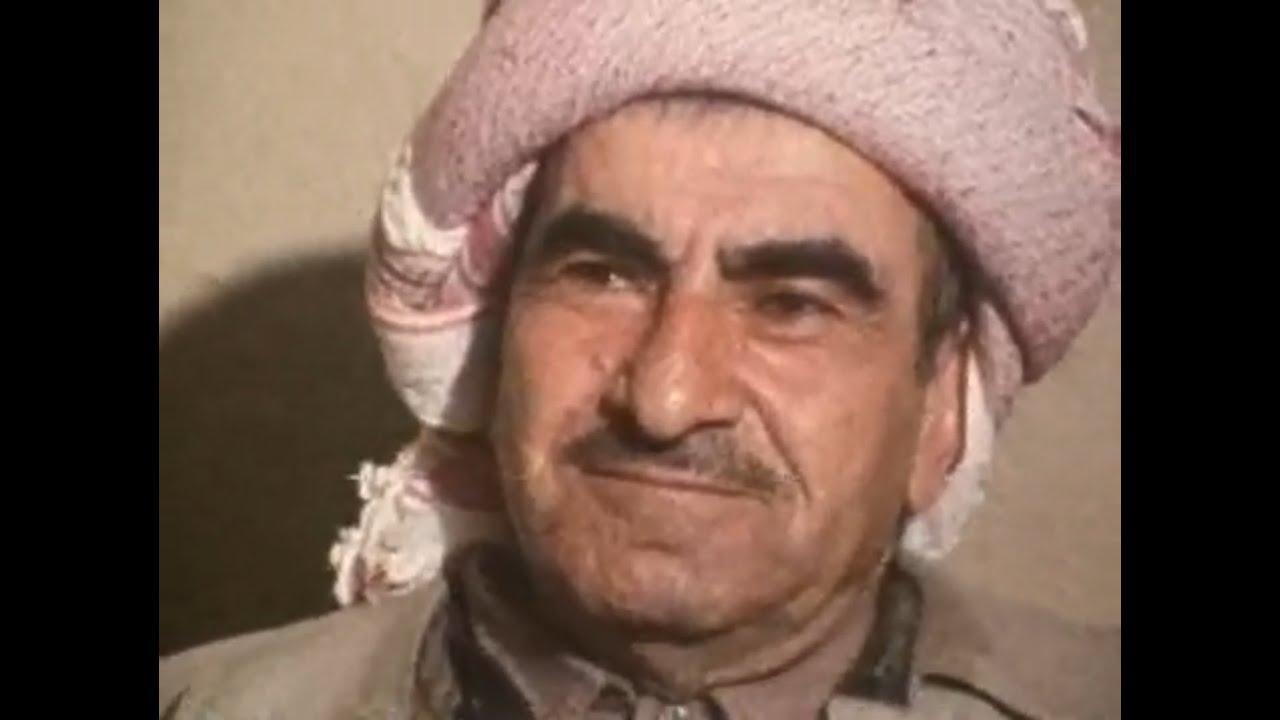 What People Want >> General Mustafa Barzani - 18 May1972 - YouTube