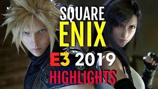 SQUARE ENIX E3 2019 QUICK RECAP: ALL GAMES AND ANNOUNCEMENTS