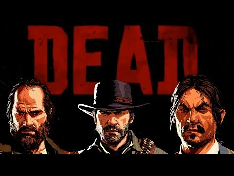 All Alternate Deaths For Arthur And The Gang Red Dead Redemption 2 thumbnail