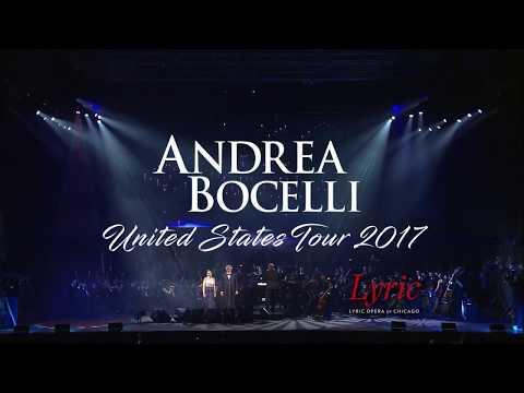Andrea Bocelli / Dec. 6, 2017 /  United Center, Chicago