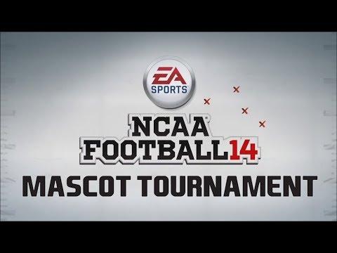 Twitch Livestream | NCAA 14 Mascot Tournament [Xbox One]