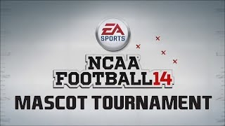 Twitch Livestream | NCAA 14 Mascot Tournament [Xbox 360]