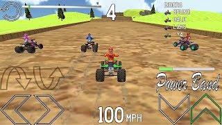 Multiple ATV Quad Bike Pro Racing game || 3D Bike racing games || Bike bracing game || Bike games